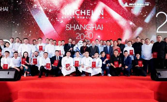 2020上海米其林指南:新增9家一星級餐廳,唐閣又跌一星
