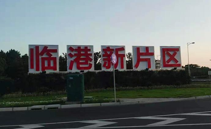 上海国企走进临港新片区|上海外服:将推国际人才吸引服务