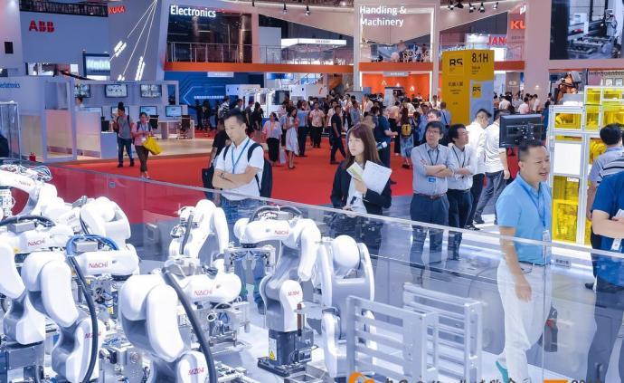 工博会|第21届中国工博会圆满落幕,展现中国制造创新能力