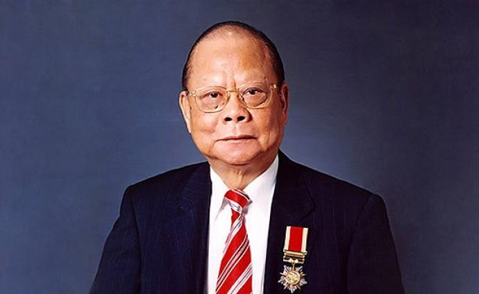 香港中联办主任王志民致唁电悼念曾宪梓