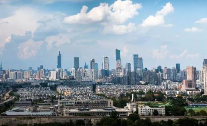 15城解放发展70年故事|十朝都会南京的兴衰沉浮