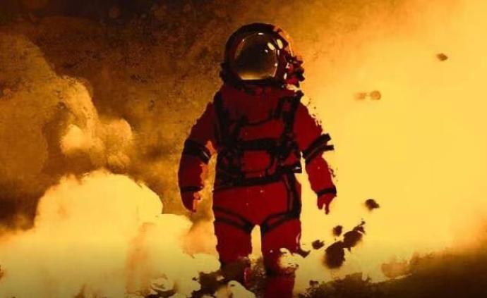 9月网文书单|《死在火星上》开篇就几十页参考文献