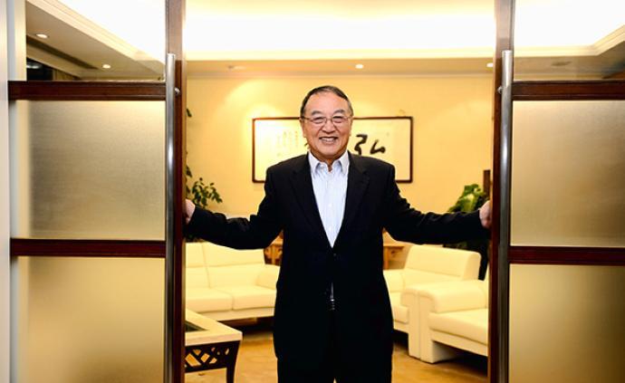 75岁柳传志不再担任联想控股(天津)有限公司法定代表人