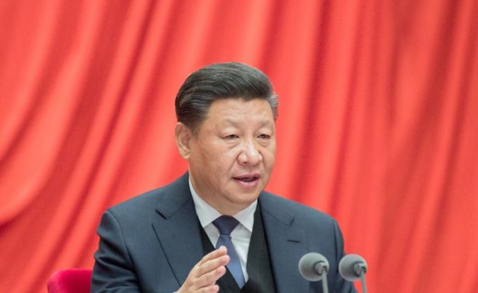 习近平:为夺取新时代中国特色社会主义伟大胜利不懈奋进