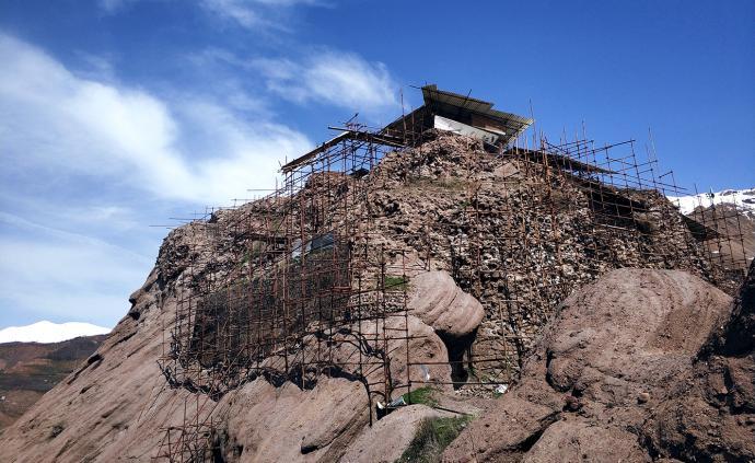 探访伊朗西部⑨|加兹温:鹰巢下的故都