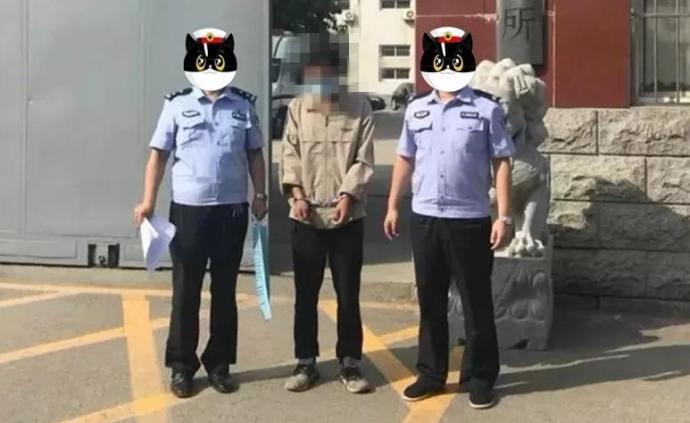 """河北衡水一男子借酒欲吃""""霸王餐"""",民警一查竟是个""""网逃"""""""