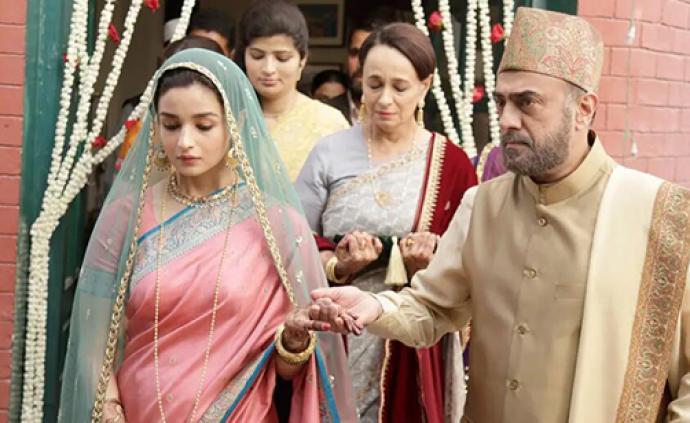 争议作品《心甘情愿》夺得国际印度电影大奖