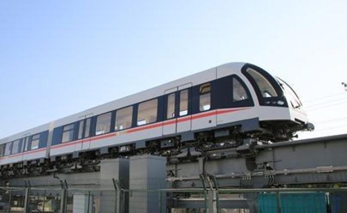 磁浮铁路技术标准发行,速度可达600km/h以上