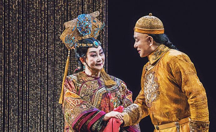 """话剧《德龄与慈禧》""""引爆""""京沪两地戏剧市场的背后"""