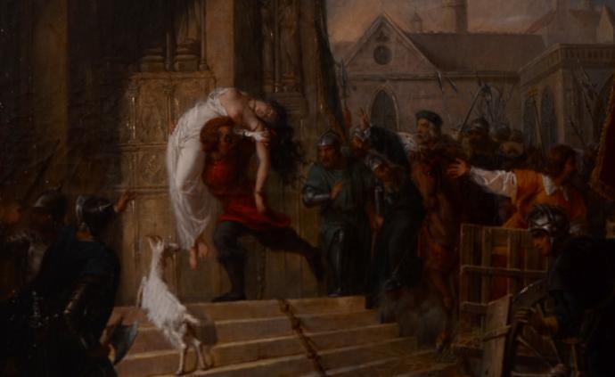 沙威筆記|《巴黎圣母院》:變奏時代的命運與選擇