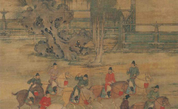 唐代洛陽的園林:城內的白居易,城外的李德裕