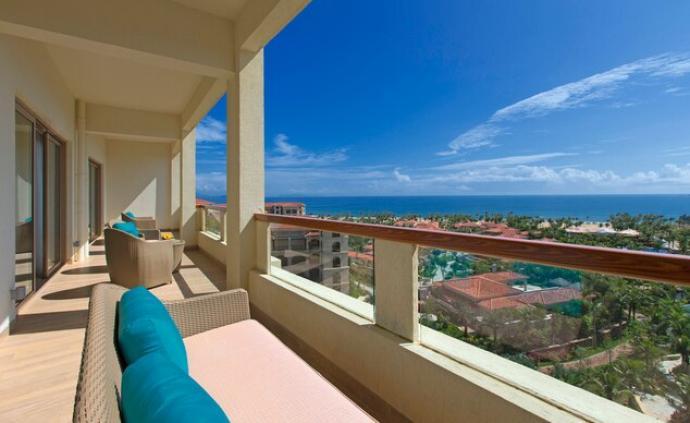 错峰度假,选择住看得到海的酒店