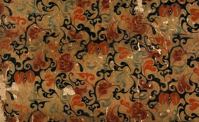 """""""古代絲織品文化展"""",首博講述織繡印染文化的絢爛"""