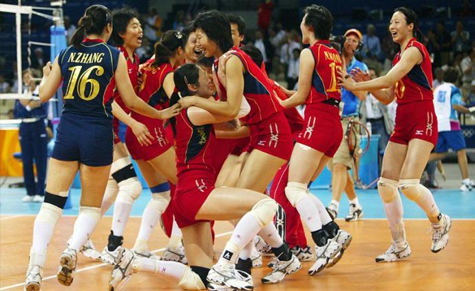 青春中國 燦爛氣象丨一場場奪冠比賽里,藏著中國強大的密碼