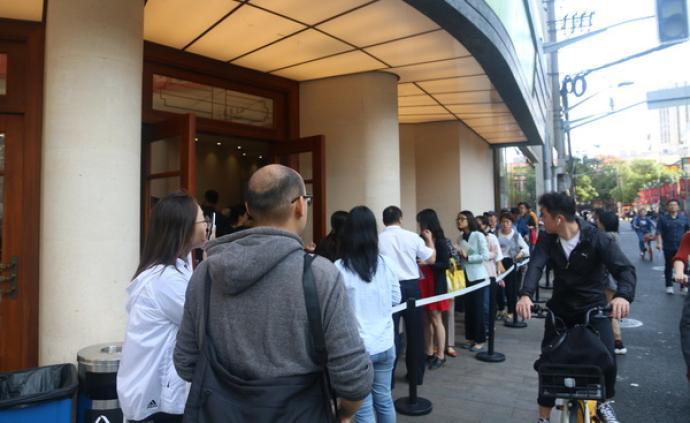 上海国际艺术节|艺术节优惠票今开售,市民清晨排队购票