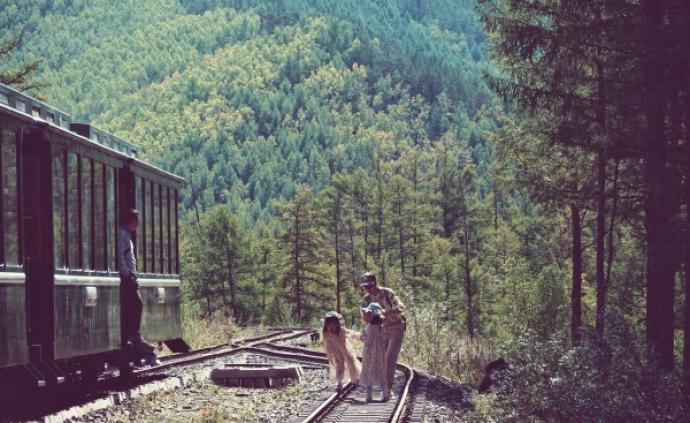 莫尔道嘎森林公园小火车:一种另类的景致