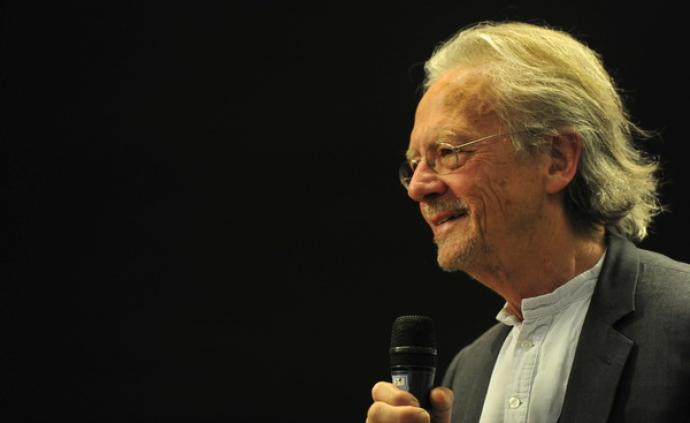 諾貝爾文學獎|學者:漢德克其實想牽著觀眾的手告訴他們事實