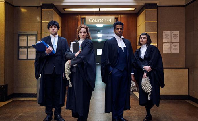 英劇《罪有可恕》:幽默的司法喜劇