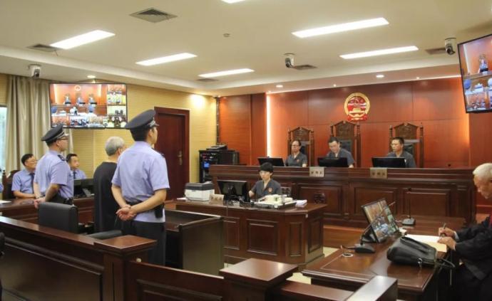 浙江嘉兴市委原常委何炳荣一审被判九年六个月,罚金60万