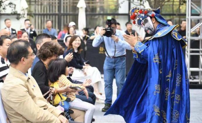 百余场街头表演遍布城市各个角落,第五届上海街艺节开幕