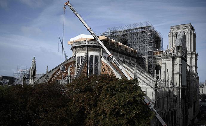 媒體刊文:給巴黎圣母院的修復再多留點時間