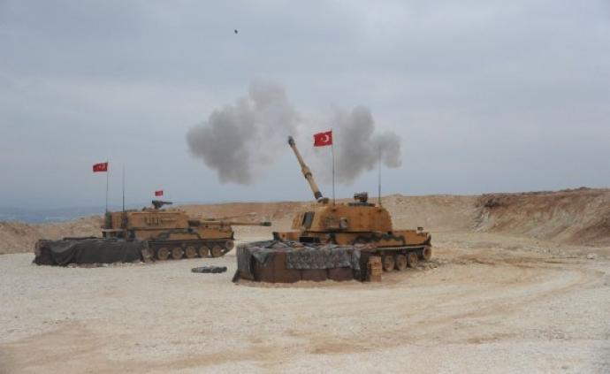 库尔德武装:已击毙75名土耳其士兵并摧毁7辆坦克