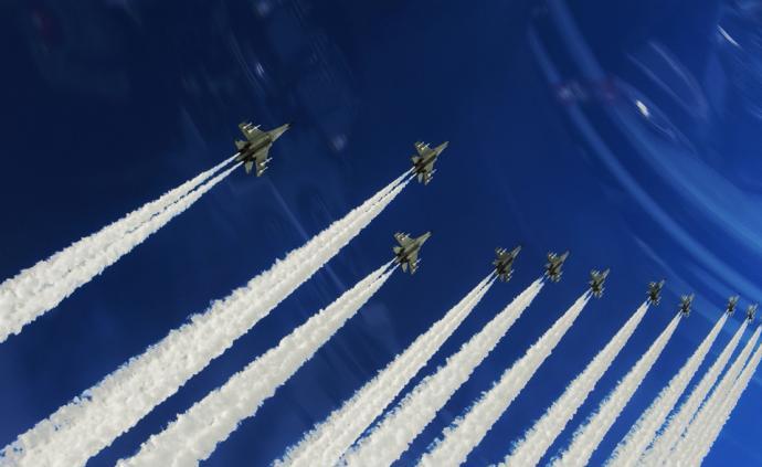 庆祝人民空军成立70周年航空开放活动将于长春举行