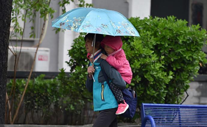 """南方多地氣溫將創新低,西南地區雨水繼續""""打卡"""""""