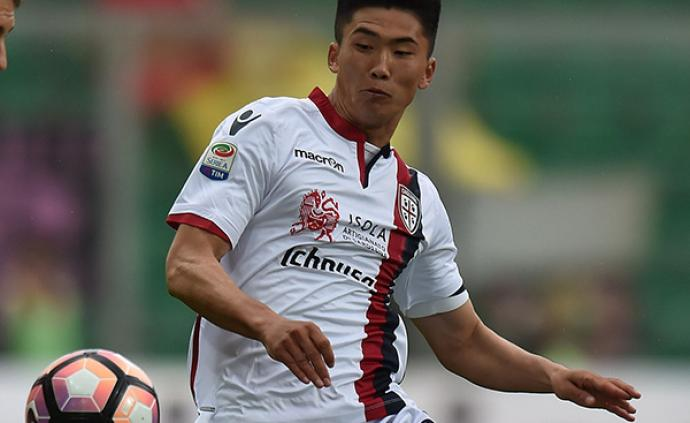 朝鮮韓國世預賽0比0戰平,國際足聯主席都去平壤看比賽了