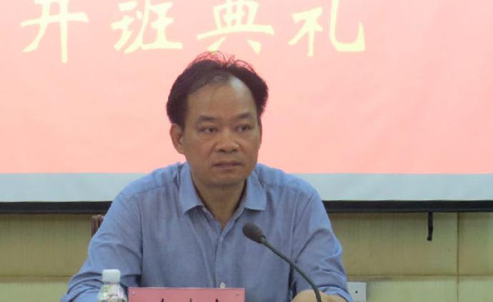 海南省委老干部局副局长符铁虎出任省高院政治部主任
