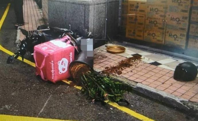 臺灣外送員5天2死引關注,揭開臺灣外賣產業擴張背后隱憂
