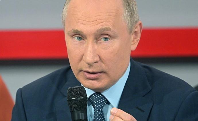 普京:絕不可讓恐怖分子利用敘利亞當前局勢