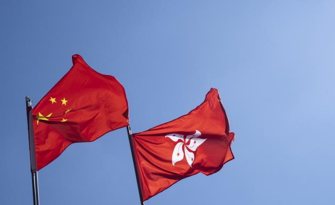 """臺當局誣稱香港警察為""""黑警"""",被國臺辦斥為政治笑話"""