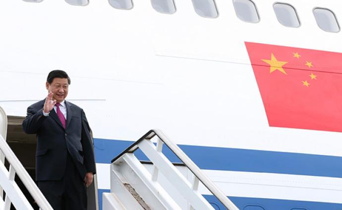 習近平結束同印度總理非正式會晤和對尼泊爾國事訪問回到北京