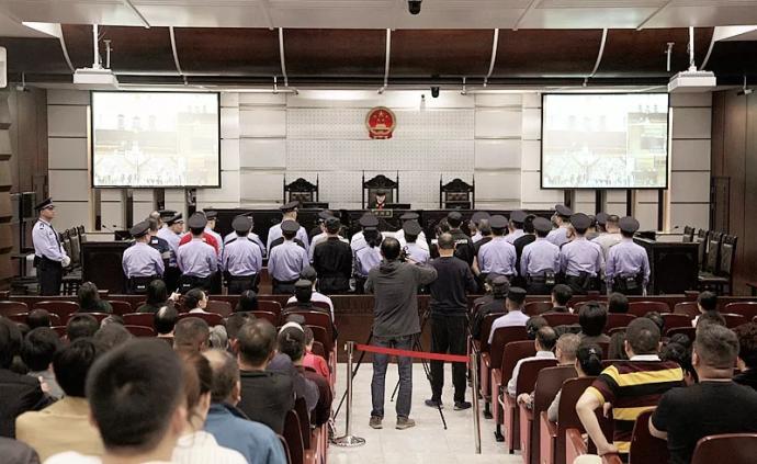 杭州一黑社会性质组织24名成员被判刑,涉案金额16亿元
