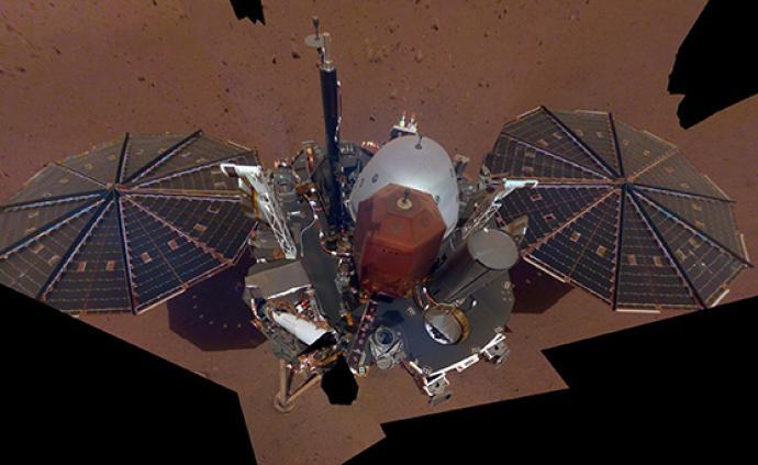 """美""""洞察""""號測溫裝置恢復下探作業,有望繼續量火星""""體溫"""""""