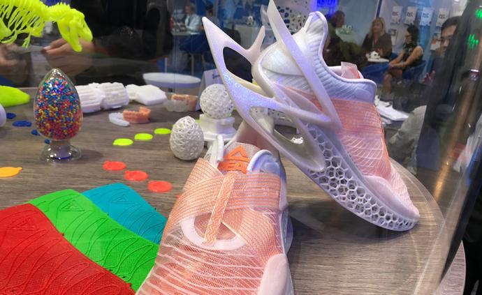 3D打印球鞋来了!材料可100%回收,消费者还能个人定制
