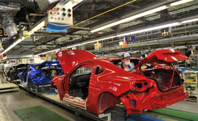 """受台风""""海贝思""""影响,斯巴鲁日本唯一整车厂被迫停工一周"""