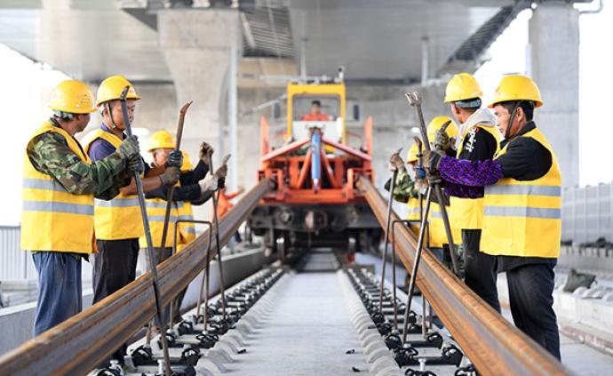 國鐵集團:確保完成8000億元鐵路投資任務和實物工作量