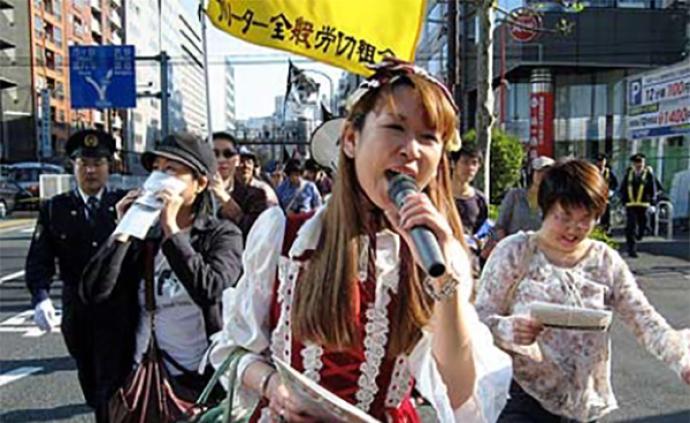 從絕望到反抗:日本不穩定勞動者的社會運動