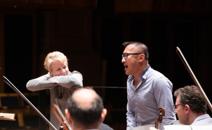 上海國際藝術節|華裔作曲家黃若回母校上音,帶來了中國民謠