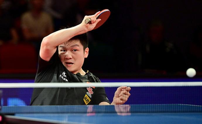 武漢軍運會首次設立乒乓球項目,樊振東:我首先是一名軍人