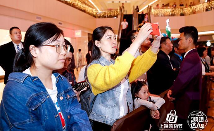 百家企業實現營收超188億,上海購物節為何有如此魔力?