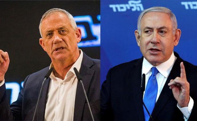 内塔尼亚胡宣布组阁失败,以色列总统将授予甘茨组阁权