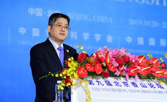 外交部副部長樂玉成:中國是世界上最安全的國家