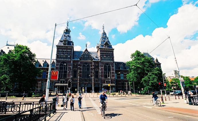 全球城市观察︱单行道、路障和限行,阿姆斯特丹的无车化设想