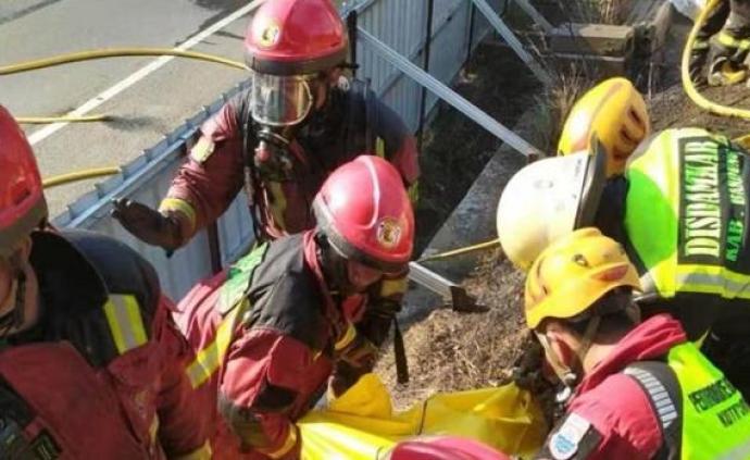 印尼雅万高铁工地万隆附近发生事故,一名中国员工遇难