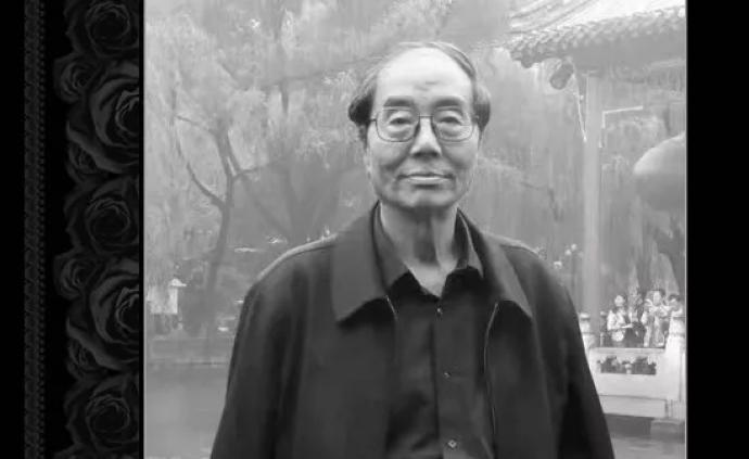 ?著名曲艺作家、曲艺理论家高玉琮先生辞世