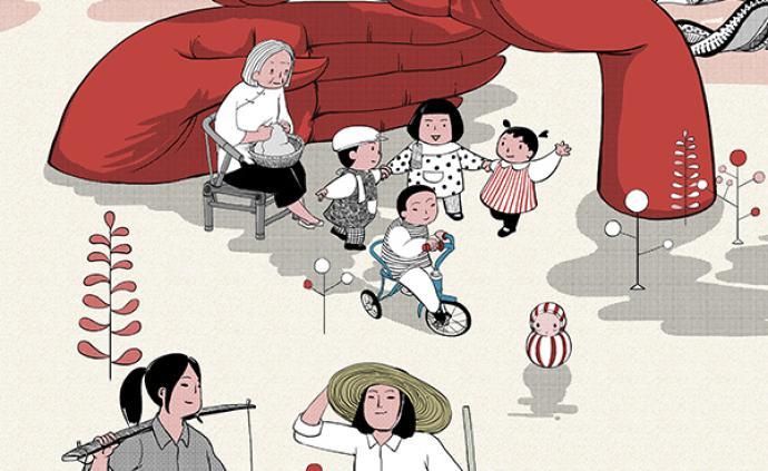 """胡湛:社會政策必須能""""看得到""""家庭︱我們這個家"""