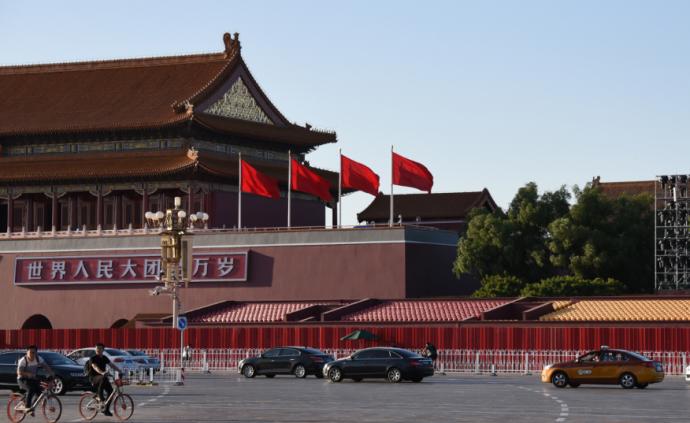 天安門觀禮臺、國家奧體中心等入選北京市第二批歷史建筑名單